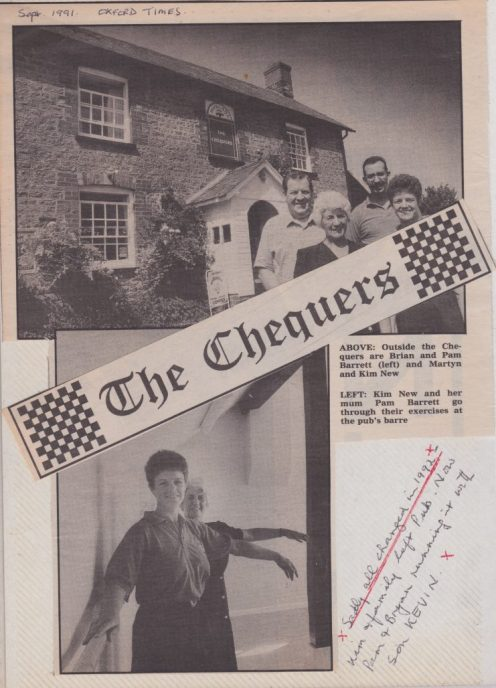 Chequers 1991