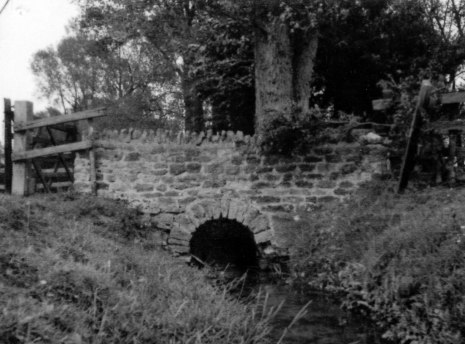 The Bridge on The Bridle Path to Stanford in the Vale