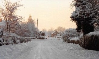 New Road and Main Street 1982 (Geoff Rumble)