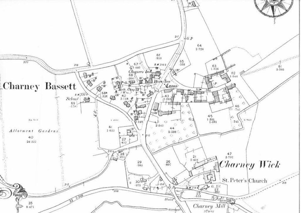 Charney Bassett 1899