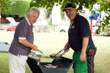 Barbecue boys