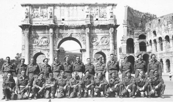 Rome April 1945
