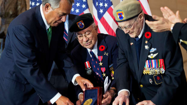 Unlikely World War II Soldiers Awarded Nation's Highest