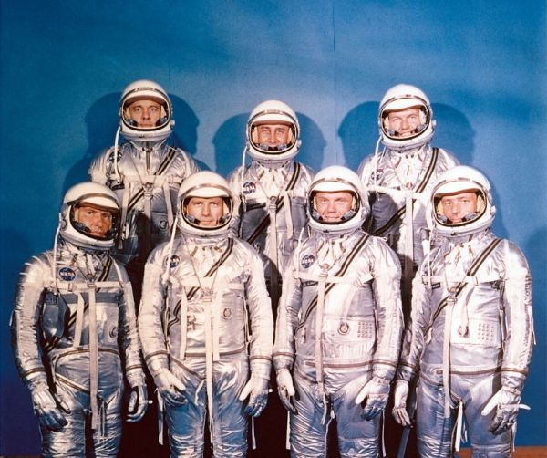 1959: All First Seven NASA Astronauts had a Genius-level ...