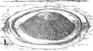 Реконструкция элитарного захоронения саргатской культуры (по Н.П. Матвеевой)