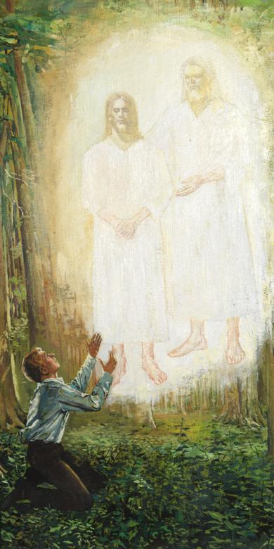 Lds Church Essay First Vision | Poemsrom.co