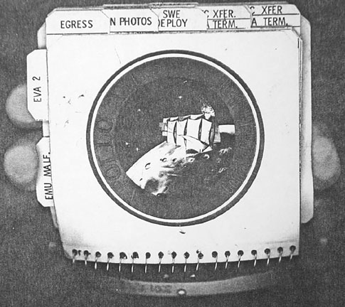Apollo 12 Lunar Surface Journal : Cuff Checklists