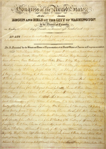 Image Gallery Lincoln's Legacy Online Exhibit State ...