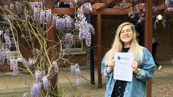 Nia with Dissertation