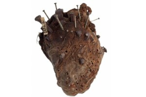 Heart Amulet from the Pitt Rivers Museum, University of Oxford