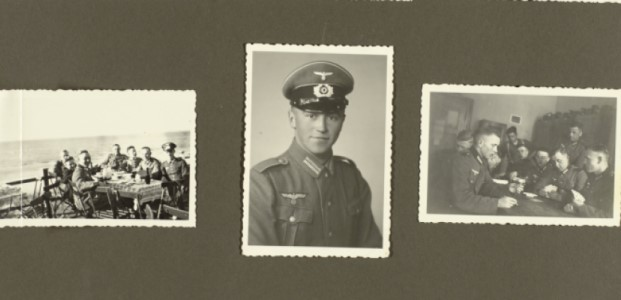 Photos of Wehrmacht soldiers