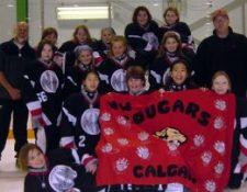 Northwest Cougars Petite B