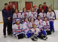 Bowview X-Treme Petite A - Silver in City Championships