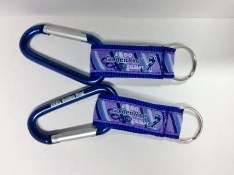 All participants received a custom Esso Golden Ring carabiner