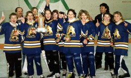 "TWEEN ""A"" Airdrie Ice Hawks - City Champions"