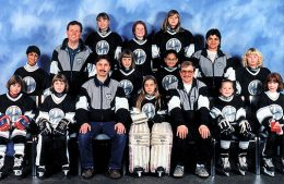 NW NOVICE B PANDAS Back Row: Stephanie Fairfield, Perrin Dunn, Heather Clark Middle Row: Alisha Mawji, Richard Dunn (asst coach), Morgan Klimosko, Nafeesa Keshavji, Fatima Keshavji (mgr), Meghan Istvanaffy Front Row: Kate Kiteljan, Alyson Johnson, Harvey Fairfield (coach), Erin Barnes, Bob Barnes (asst coach), Amanda Daley, Megan Caska