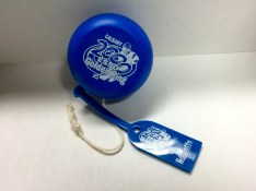 Every participant received a yo-yo and an id tag