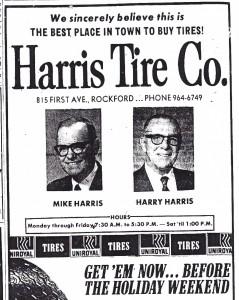 Harris Tire Co.