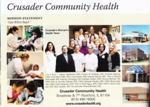 Crusader Community Health nwq