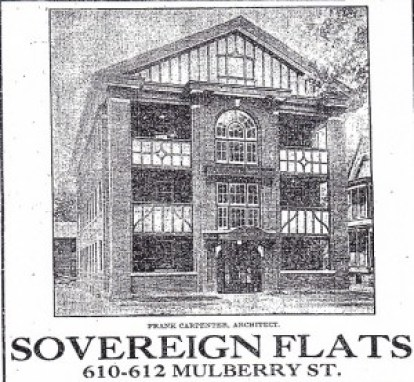 Sovereign Apartments - 1