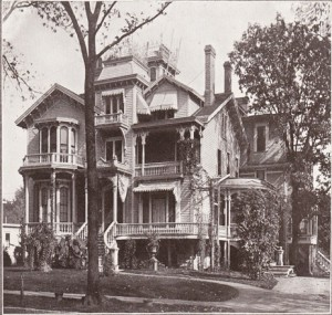 Home of Ralph Emerson, Sr. and his family