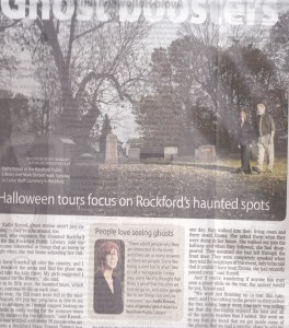 Haunted Tours, 2010