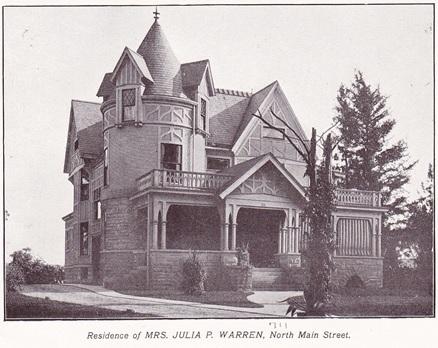 Main St., North,  711