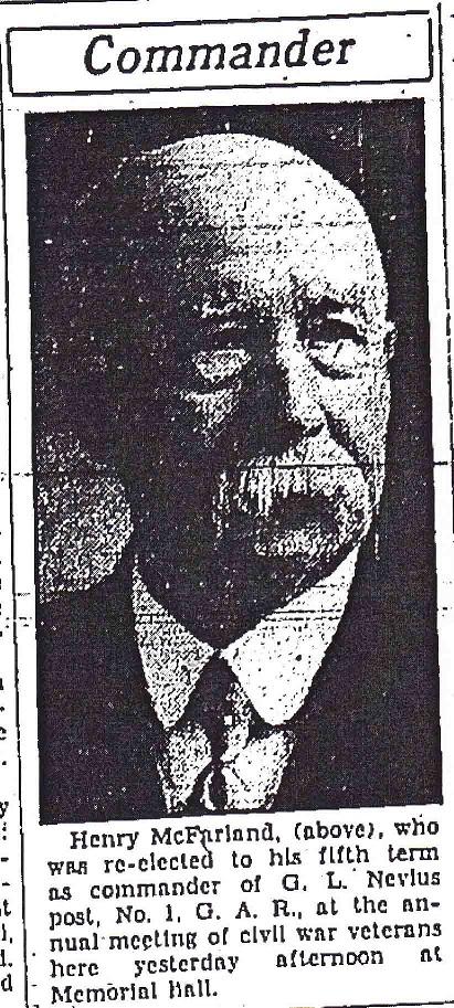 McFarland, Henry