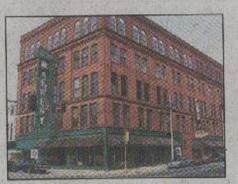 (1921) U2013 1940 Cutler Building. 1954 Hanley Furniture Building