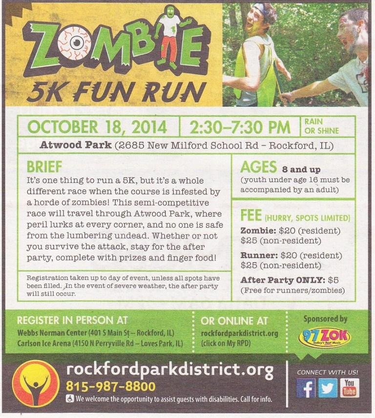 RPD Zombie Fun Run