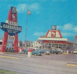 Geri's Hamburgers