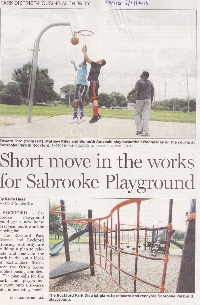 Sabrooke Playground