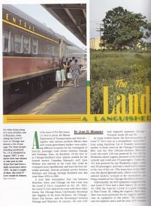 Illinois Central Railroad, Rockford