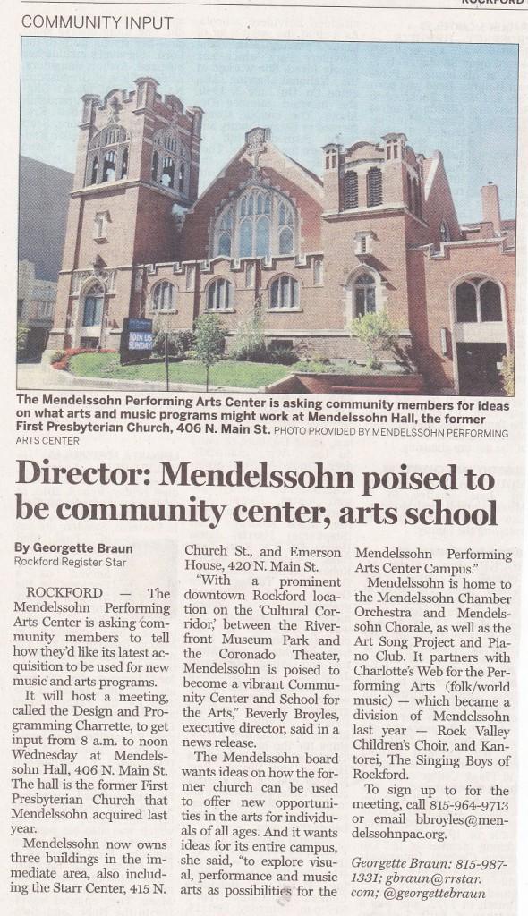 Mendelssohn PAC
