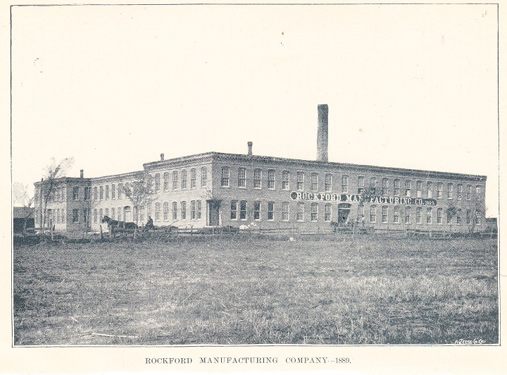 Rockford Manufacturing Co.