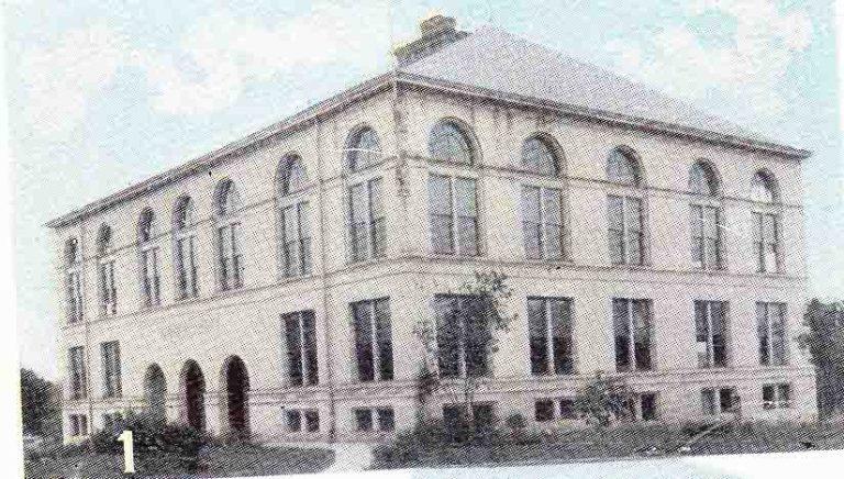 Jackson School   Sch