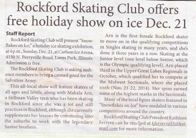 Rockford Skating Club