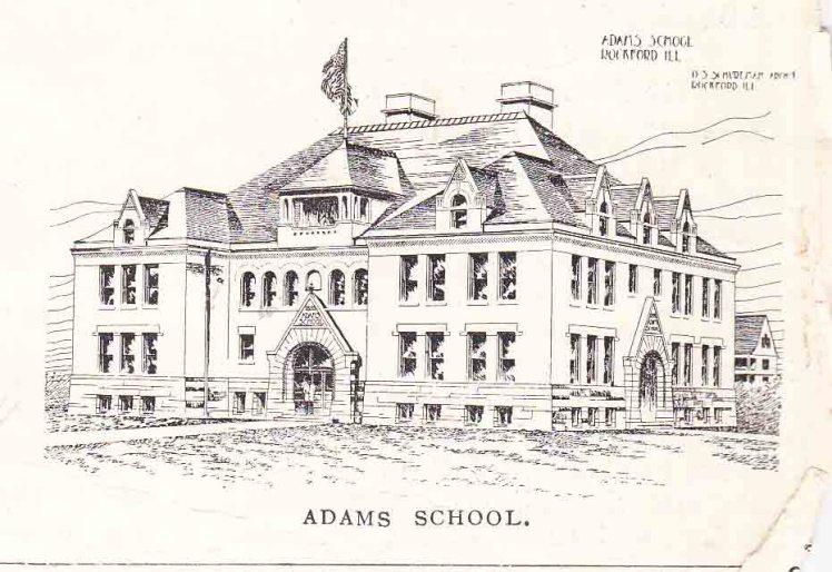 Adams School 1899