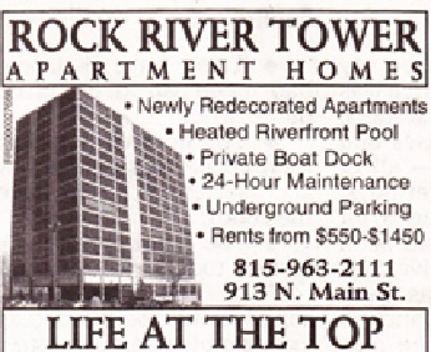 Rock River Towers  2010
