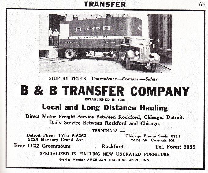 B & B Transfer