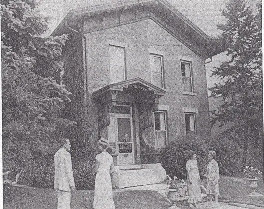 Graham-Ginestra House
