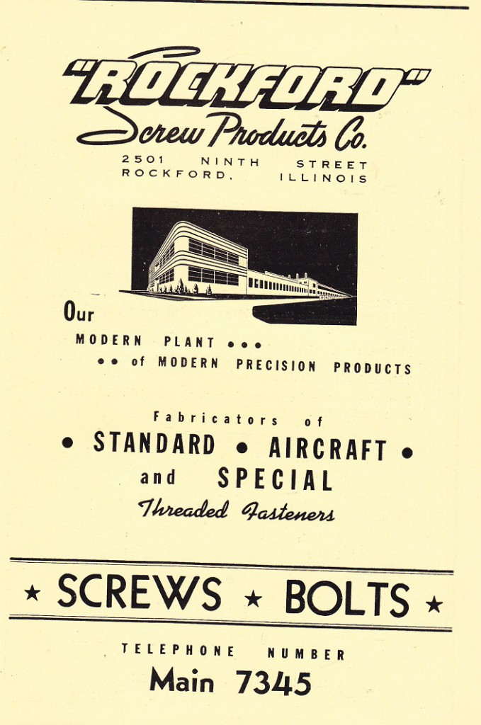Rockford Screw Products