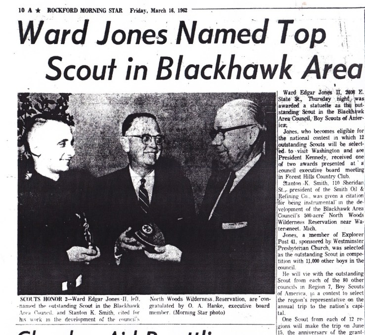 Ward Jones