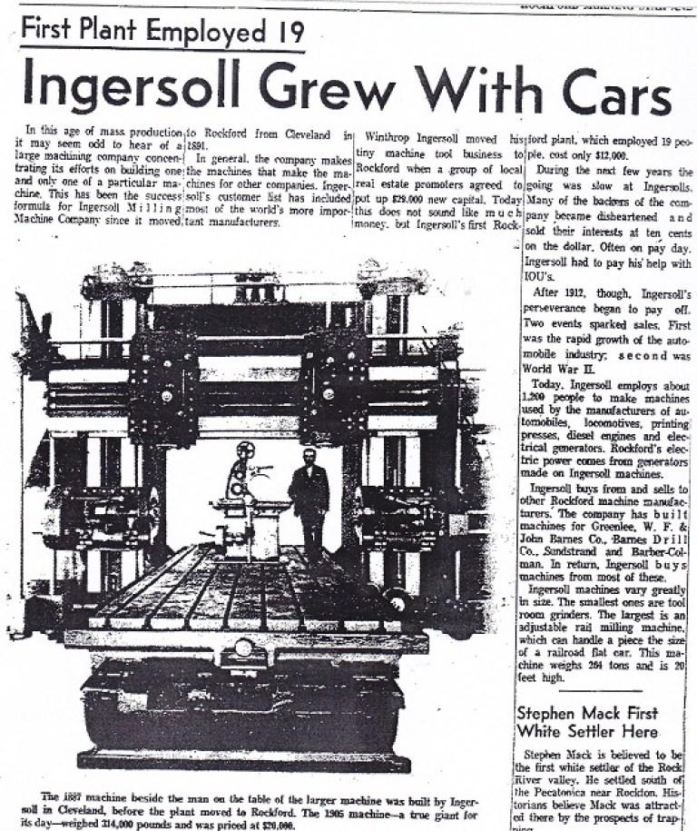 Ingersoll Grew