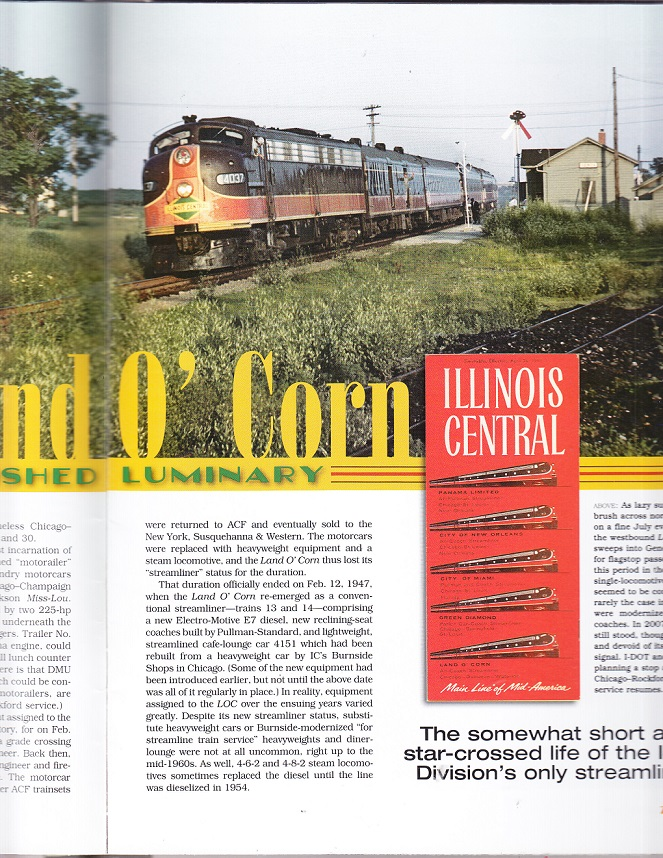 Land O'Corn ICRR