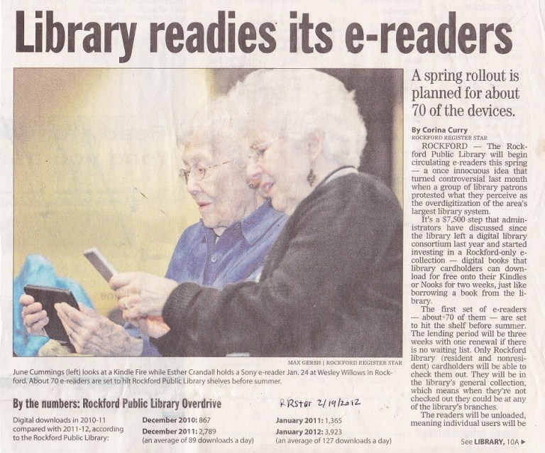 Library ereaders - 1 sm