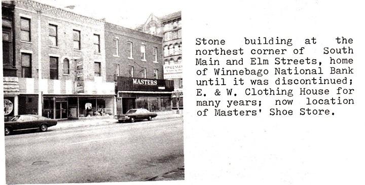Main & Elm Street