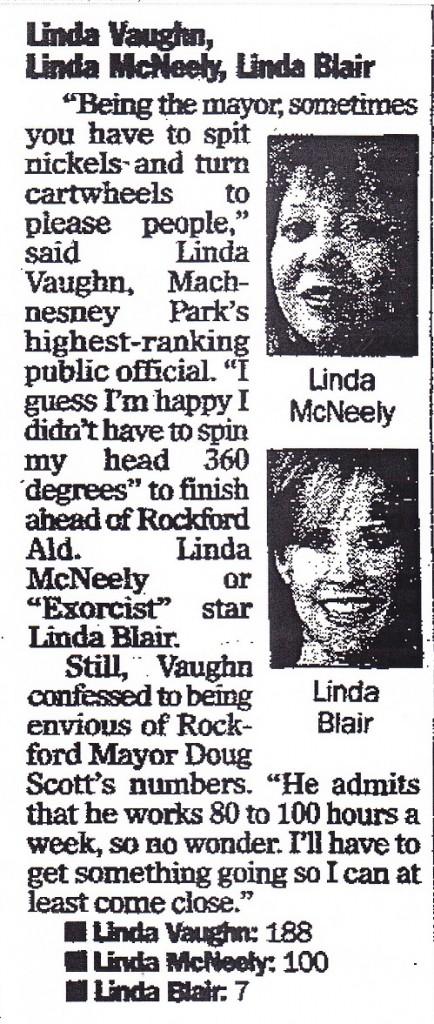 McNeely, Linda