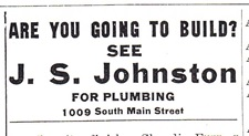 J.S. Johnston ad