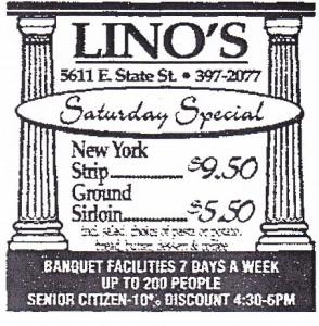 Lino's ad1997